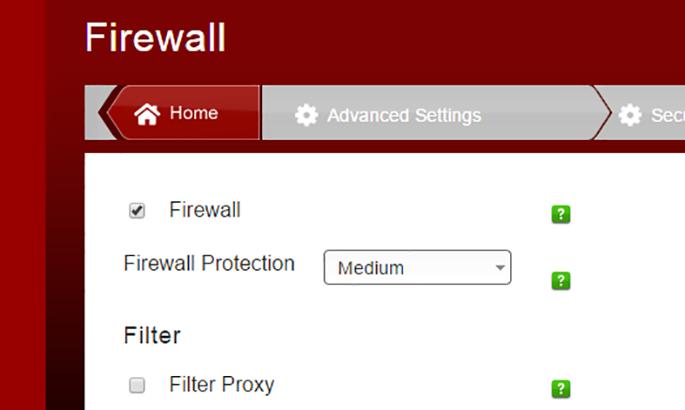 911 Computer internet firewall