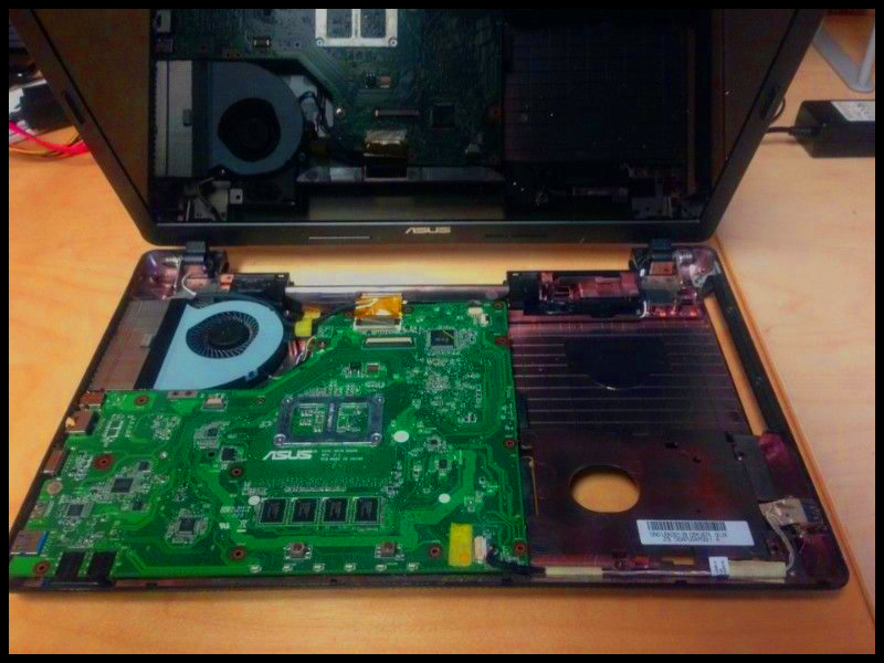 7 Point Wise Elastration of Laptop Repair Near Me